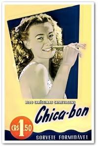 KIBON - SORVETE - 1947 - PROPAGANDAS ANTIGAS -