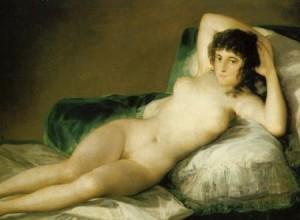 La-Maja-desnuda-del-Goya