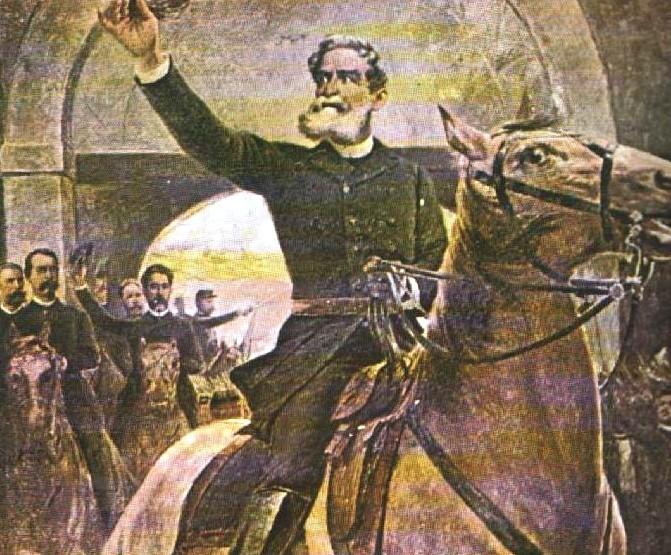 Resultado de imagem para marechal deodoro proclamação da republica