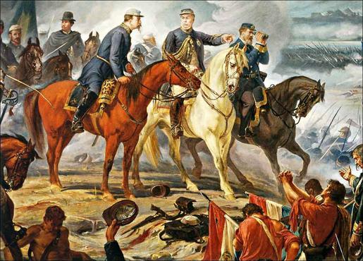 Testemunhas da História: novos documentos digitalizados sobre a Guerra do  Paraguai - História Hoje