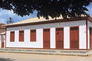 Casa de Guimaraes Rosa obs.: Cromo original no Dedoc