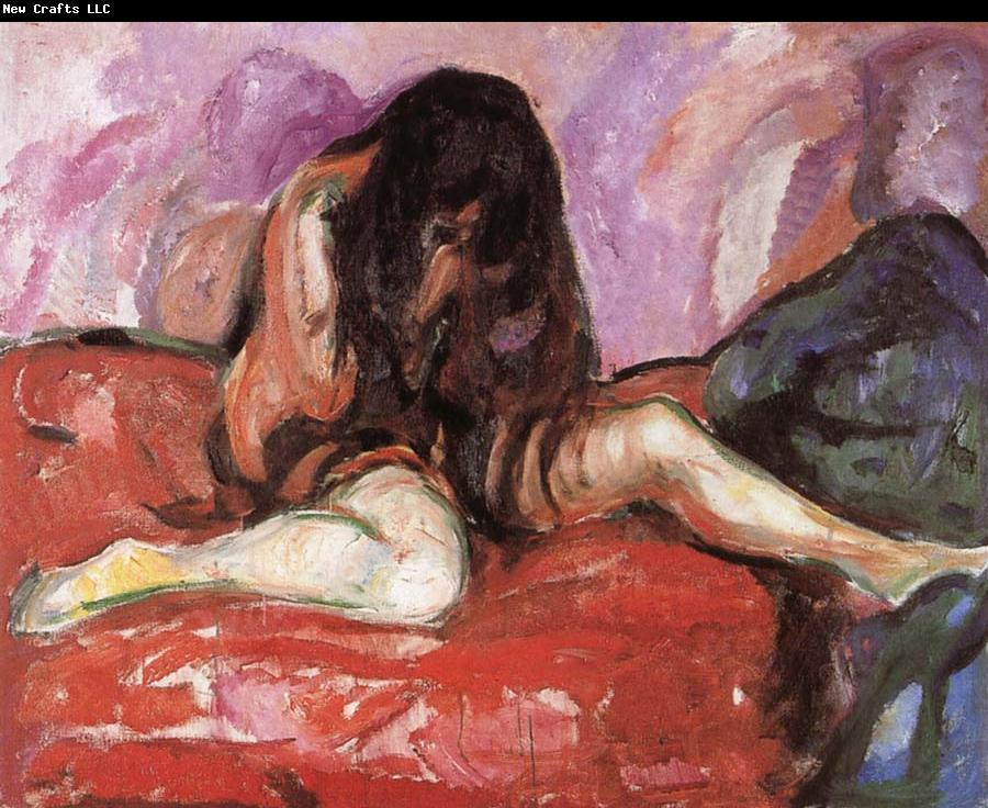 Edvard Munch-Nu