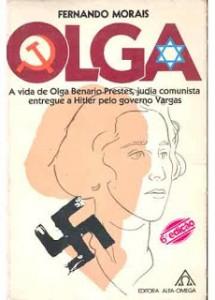 capa do livro Olga de fernando de morais
