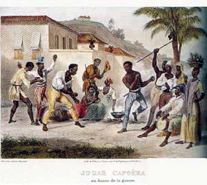 Jogo da Capoeira