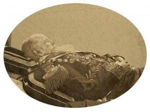 D. Pedro II morre em outubro de 1891