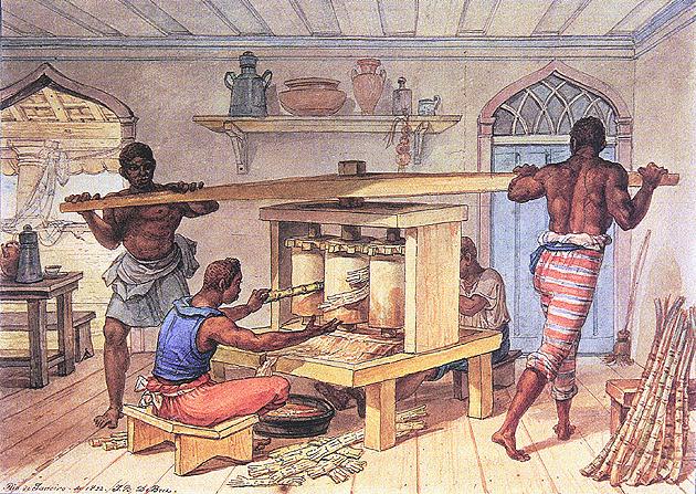 """""""A escravidão exigia um instituto jurídico para manter milhões subjugados"""""""