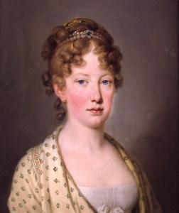 D, Leopoldina, primeira imperatriz do Brasil