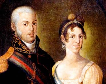 D. João e Carlota