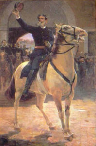 Deodoro proclama a República