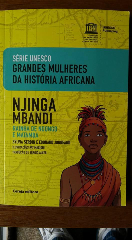 série publicada pela UNESCO, Grandes Mulheres da História Africana
