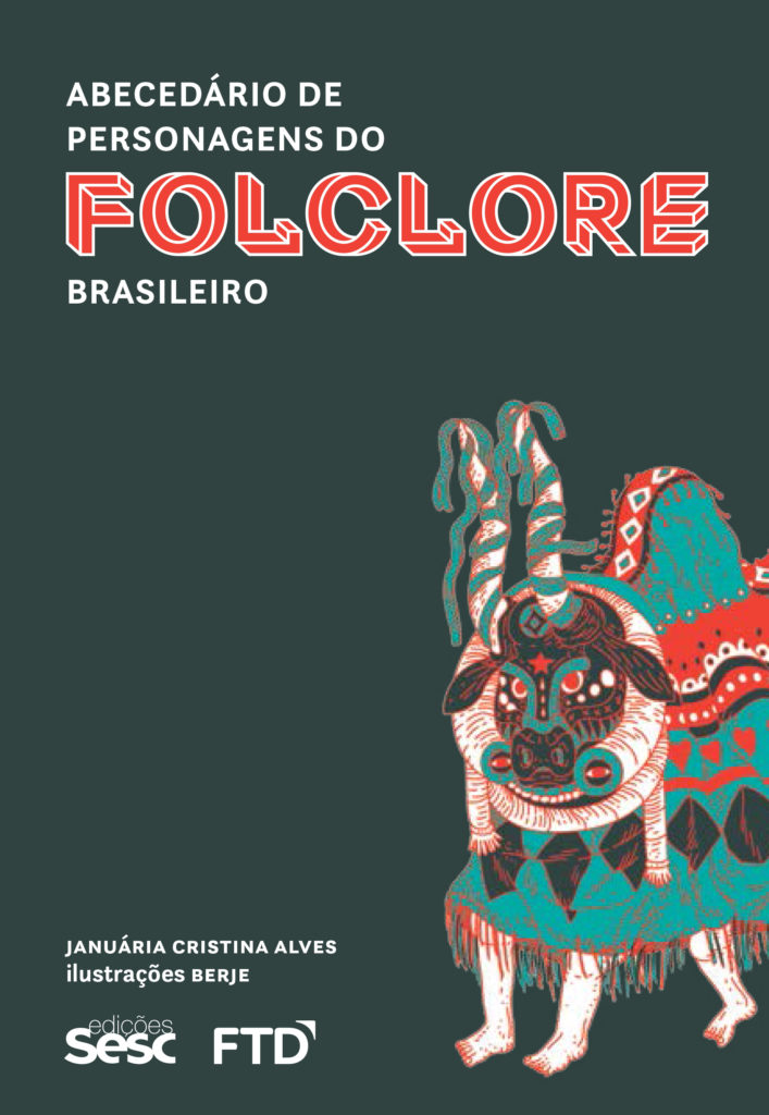 Capa Abecedário do folclore