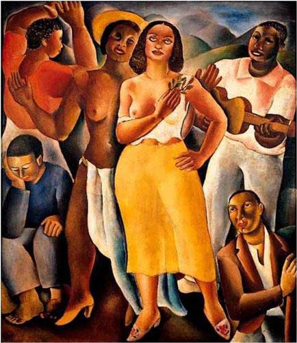 Samba, Di Cavalcanti