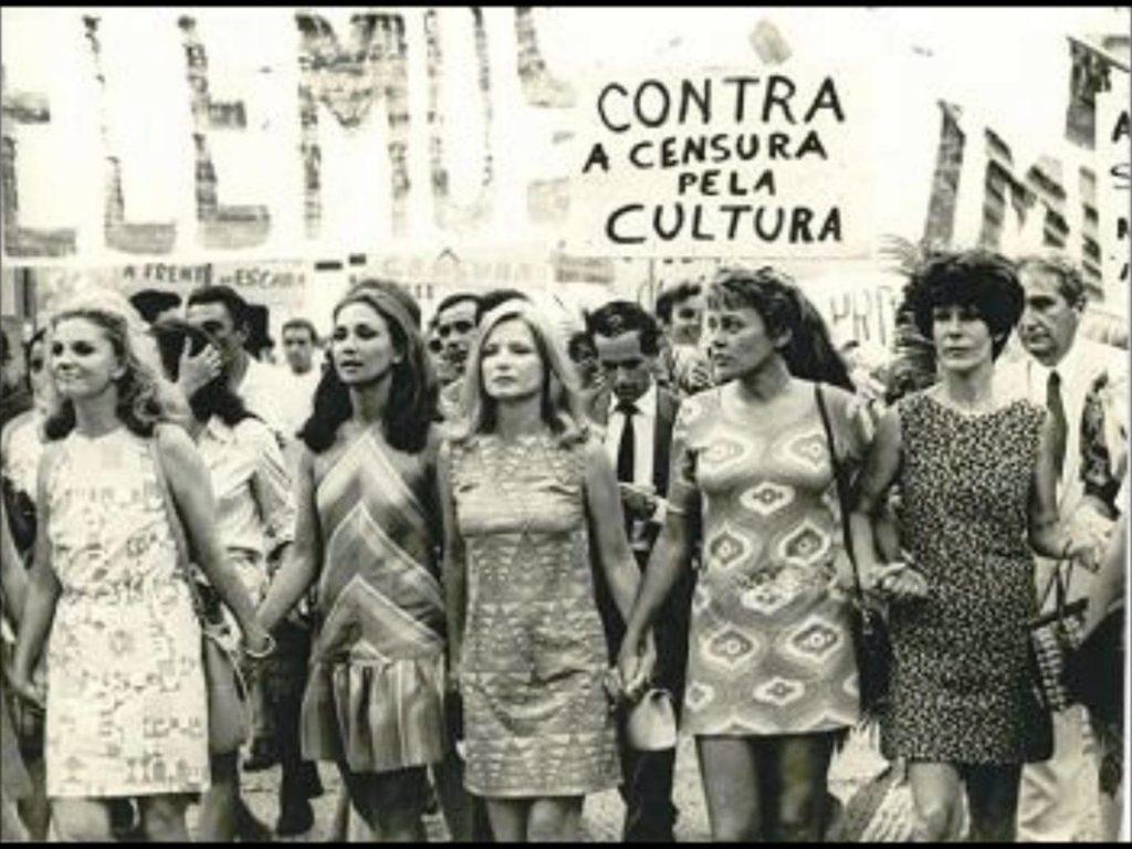 atrizes contra a censura