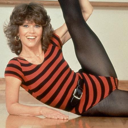 Jane Fonda anos 80