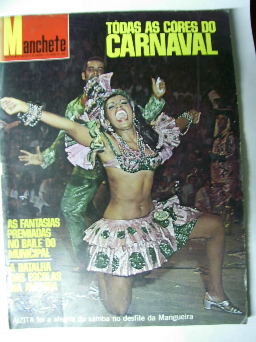 Manchete 880 - Carnanaval 1969