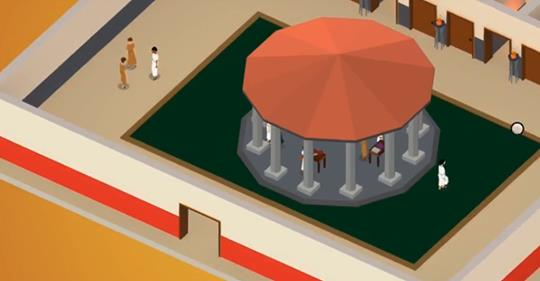 game Roma Antiga