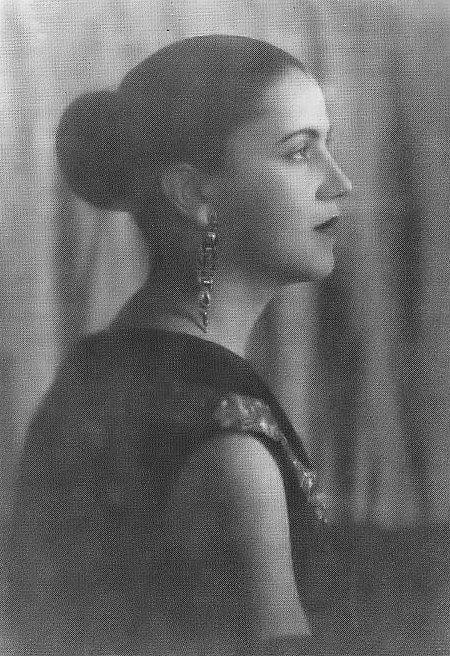 Retrato de Tarsila, ca. 1925
