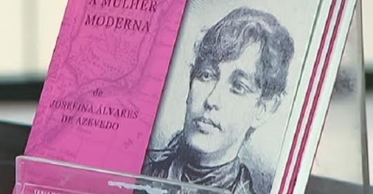 A lista traz grandes nomes como Nísia Floresta e Júlia Lopes de Almeida.