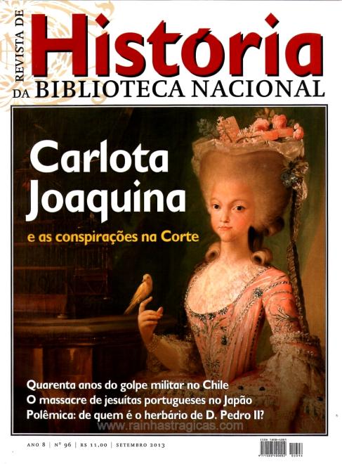 Revista de História da Biblioteca Nacional disponibiliza gratuitamente seu acervo